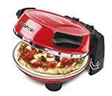 G3 Ferrari G10032 – Pizza Ovens (Electric, Cooking, Indoor, stone, black, red)