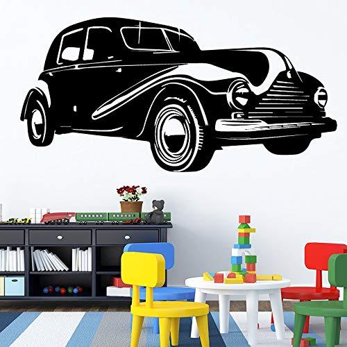 Yaonuli stickers voor auto, klassiek, jongens, slaapkamer, decoratie, huis, woonkamer, waterdicht, vinyl, muurstickers