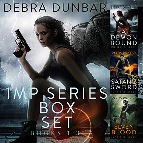 Imp Series, Books 1-3 Titelbild