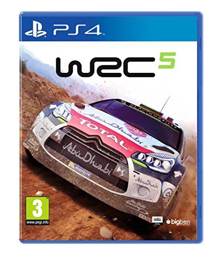 World Rally Championship 5 Playstation 4
