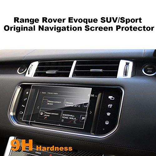LFOTPP Schutzfolie für Evoque Sport SUV Navigationssystem
