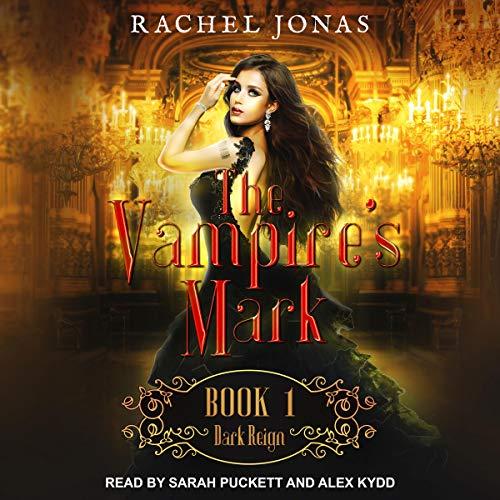 Dark Reign audiobook cover art