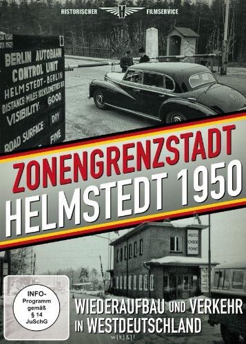Zonengrenzstadt Helmstedt 1950