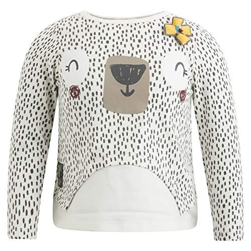 Tuc Tuc Arctic Bears G Camiseta, Gris (Gris 9), 68 (Tamaño del Fabricante:6M) para Bebés