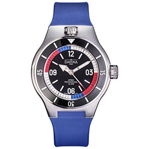 Davosa Swiss apnea Diver automatico analogico orologio da polso da uomo
