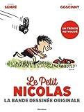 Le Petit Nicolas - La bande dessinée originale - IMAV EDITIONS - 11/10/2017