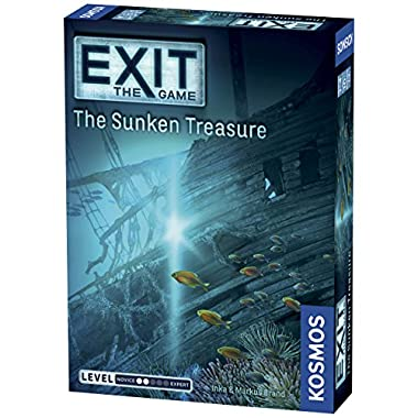 Thames & Kosmos Exit: The Sunken Treasure Multiplayer Game