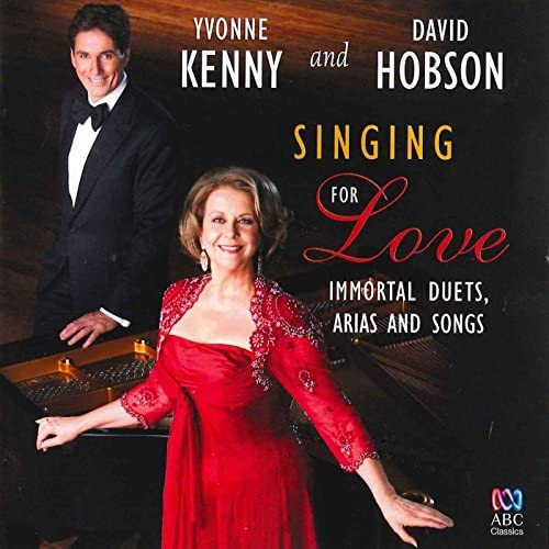 David Hobson & Yvonne Kenny