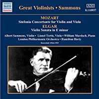 Great Violinists: Albert Sammons