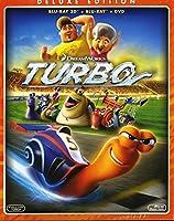 Turbo (Blu-Ray 3D+Blu-Ray+Dvd) [Italian Edition]