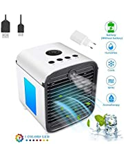 Cooler Mobiele airconditioner, lekvrij, luchtreiniger, voor BRo, Hotel, KChe