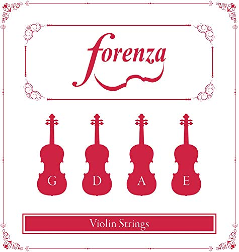 Forenza FA13VLE - Juego de cuerdas para violín
