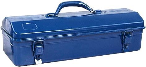 Gereedschapskist, gereedschapskist, gesmeed, draagbaar, dikke, robuuste gereedschapskoffer voor het opbergen en vervoeren ...