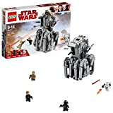 LEGO Star Wars - First Order Heavy Scout Walker - 75177 - Jeu de Construction