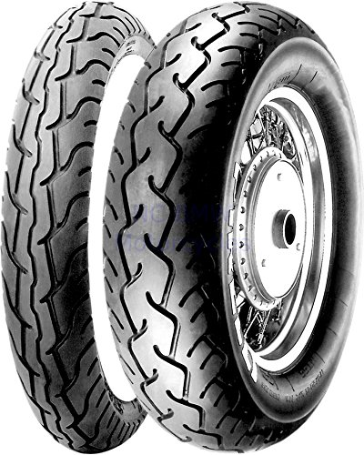 Pirelli MT66-Route Cruiser Motorcycle Tire - 3.00/18-18 TT Black, 47S / Front
