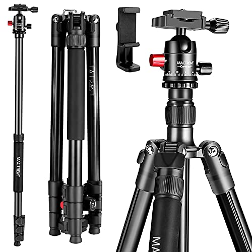 MACTREM Professional Camera Tripod