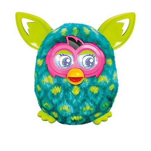 Hasbro A6412100 - Furby Boom Sunny Peacock, deutsche Version