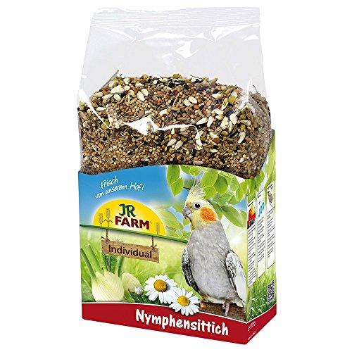 Premium Nymphensittich  Alleinfuttermittel für Nymphensittiche.