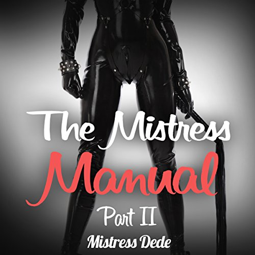 The Mistress Manual, Part II cover art
