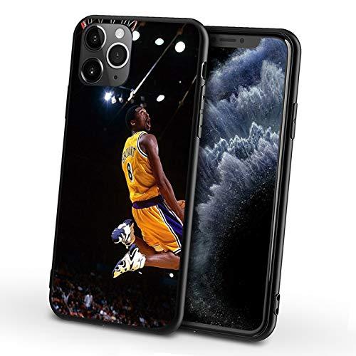 Estuche para Teléfono Kobe para iPhone X Series, Estuches Blandos De TPU a La Moda para Mujeres Y Hombres, Estuche Antirrayas a Prueba De Golpes para iPhone X/XS, W- XR