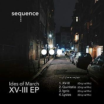 XV-III EP