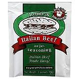 Louie's Italian Beef Seasoning, 3 oz, 3 pk