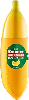 Banana Milk Hand Cream and Care Lotions Skin Defender