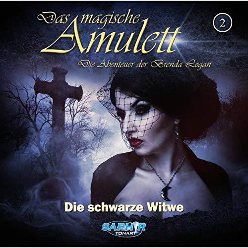 Page de couverture de Die schwarze Witwe
