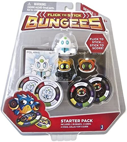 Bungees - Tarjetas de carácter número 1