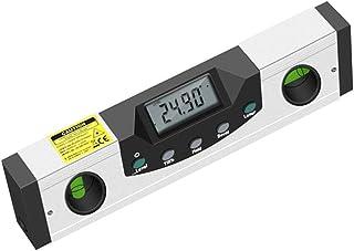 EC Tool 水平器 デジタル水平器 225mm レベル マグネット付き 水準器 レーザー