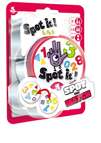 Spot It! 123