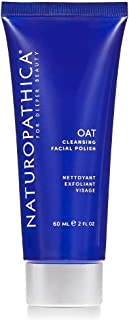 Sponsored Ad - Naturopathica Oat Cleansing Facial Polish - 3-in-1 Cleanser, Scrub & Mask - Daily Exfoliator for All Skin T...