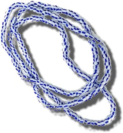 Electronic Obatala Crystal Santeria Orisha collar Necklace Santo