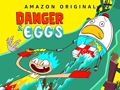 Danger & Eggs - Season 1