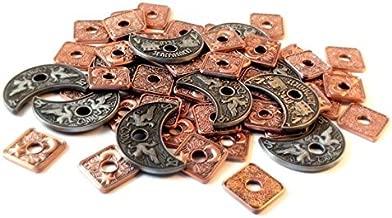 The Broken Token Deepwater Metal Coins (60)