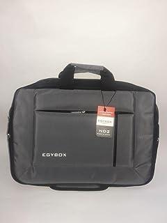 Egybox Fabric Grey Laptop Bags