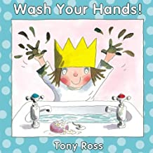 WASH YOUR HANDS! (Little Princess Books) Paperback – March 1, 2006
