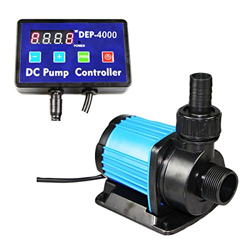 Uniclife DEP-4000 Controllable DC Water Pump 1052 GPH with Controller