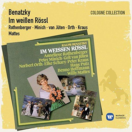 Im weißen Rössl · Operette in 3 Akten (1988 Remastered Version), Dritter Akt: Erst wann's aus sein wird - Ein Veilchen am Hut (Leopold - Siedler - Ottilie - Chor) & Dialog