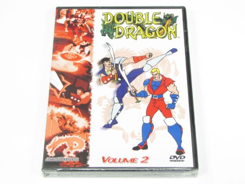 DVD DOUBLE DRAGON VOLUME 2
