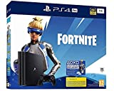 PS4 - Konsole Black 1TB: Fortnite Neo-Versa-Bundle