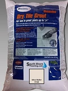 Bostik Dry Tile Grout (Unsanded) Silver Bullet 747224648228