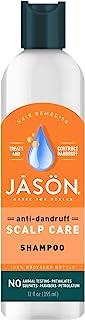 Jason Dandruff شامپو درمان امراض 12 اونس