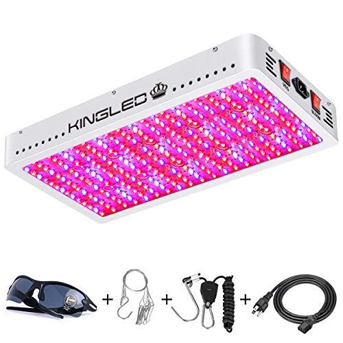 King Plus 3000W LED Grow Light Full Spectrum for Greenhouse