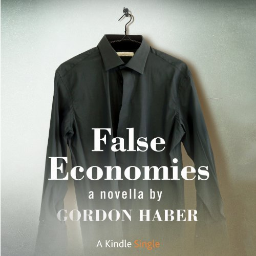 False Economies audiobook cover art