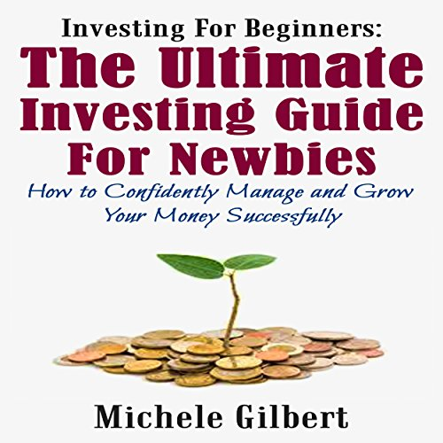 Investing for Beginners audiobook cover art