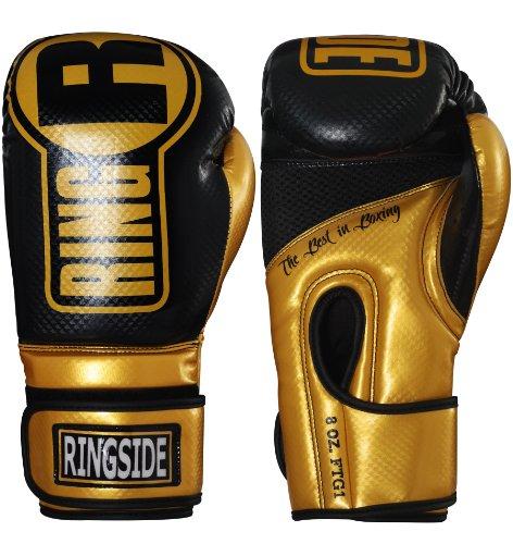 Ringside Apex Boxing Kickboxing Muay Thai Punching Bag Gloves