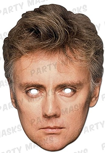 Roger Taylor Queen Card Mask