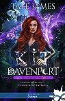 Kit Davenport, tome 2 : Les ailes du dragon par James
