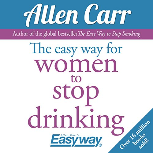 The Easy Way for Women to Stop Drinking audiobook cover art